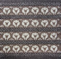 Hot on the heels of our earlier post from Jane Cooper about Working with Wool & Woolsack, here is a further piece from Jane Cooper focussing on the legacy of that project. Knitting Help, Knitting Charts, Knitting Socks, Knitting Stitches, Hand Knitting, Fair Isle Knitting Patterns, Fair Isle Pattern, Cross Patterns, Knit Patterns