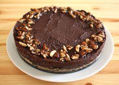 Extra čokoládová torta bez múky, cukru a pečenia | Torty od mamy