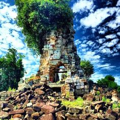 Beautiful Temples in Cambodia