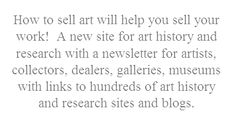 How to sell art will help you sell your work!A...