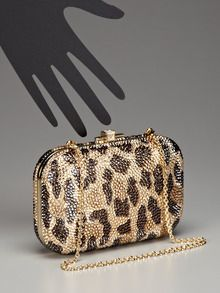 JUDITH LEIBER Clutch                                                                                                                              ✤HAND'me.the'BAG✤