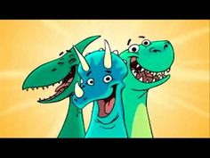 The best dinosaur songs for preschool, pre-k, and kindergarten kids. Your kids will love these fun and engaging dinosaur songs! Dinosaur Songs For Preschool, Dinosaur Videos, Dinosaur Games, Dinosaur Activities, Walking With Dinosaurs, My Father's World, Reading Street, School Videos, Mundo Animal