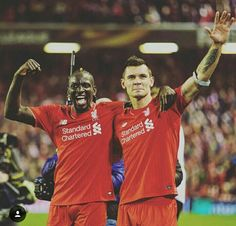 Sakho and Lovern