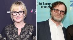 Patricia Arquette Rainn Wilson Pair for '80s Comedy 'Permanent'  Colette Burson wrote and will direct the film that will feature Michael Greene and 12-year-old newcomer Kira McLean in supporting roles.  read more