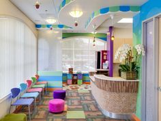 Smile Town Dentistry Office Designed By Imagination Dental