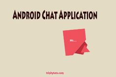 Android chat application