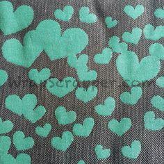 Kokadi Emerald Hearts