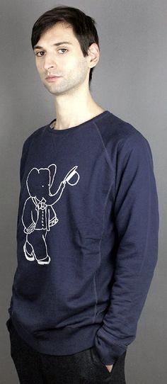 "#SALE - Soulland ""BIG BABAR"" Sweater"