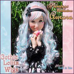 Gothic Lolita Wigs® Princess™ Collection - Aurora – Dolluxe®