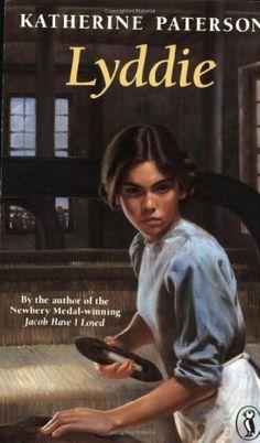 Lyddie (Puffin Books) by Katherine Paterson,http://www.amazon.com/dp/0140349812/ref=cm_sw_r_pi_dp_-mattb0BZAQC279G
