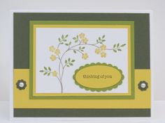 Thinking of You by lilac31 - Cards and Paper Crafts at Splitcoaststampers