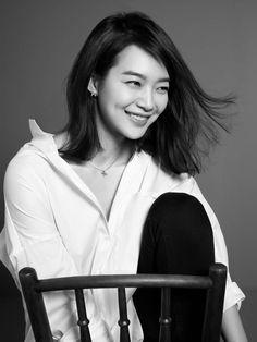 Shin Min Ah Is The New Muse Of Stonehenge