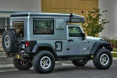 Jeep JK Overland Camper