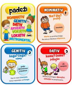 Croatian Language, Serbo Croatian, All About Me Preschool, Kids Library, Markova, Kids Education, My Passion, Classroom Management, Crafts For Kids