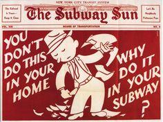 the subway sun