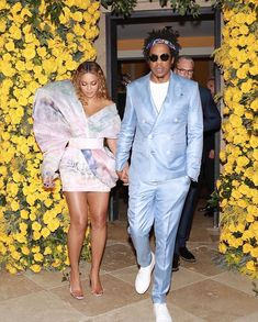 Jay-Z at their Roc Nation Brunch 2019 Beyonce 2013, Beyonce Knowles Carter, Beyonce And Jay Z, Beyonce Instagram, Vintage Black Glamour, Beyonce Style, Online Photo Gallery, Hip Hop And R&b, Blue Ivy