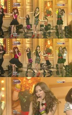 """Taetiseo's Taeyeon makes a cute mistake during """"Twinkle"""" performance #allkpop #kpop #Taetiseo"""