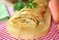 Gemüsestrudel Foto: A. Sheldunov Fall Recipes, Turkey, Autumn, Food, Fall Food, Easter, Diy, Peru, Meal