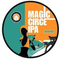 Magic Circe IPA India Pale Ale  4% Birrificio Pontino  | Italian Craft Beer | On tap @ Red Fox Frascati
