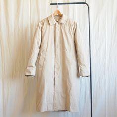 Soutien Collar Coat with Liner #beige