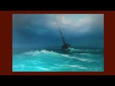 Leonid Afremov - Sample Lesson - Level 1 , lesson 1 - YouTube