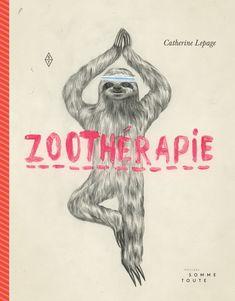 Zoothérapie - CATHERINE LEPAGE