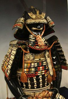 As far back as the seventh century Japanese warriors wore a form of lamellar armor, this armor eventually evolved into the armor worn by the samurai.[37] The first types of Japanese armors identified as samurai armor were known as yoroi. These early samurai armors were made from small individual scales known as kozane.