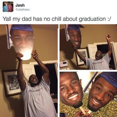 And when this dad was just really proud. | 24 Times Parents Were A Goddamn Gift To The Internet