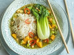 . A delicious soup that's a meal in itself.