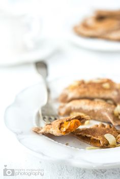 Whole-Wheat Pierogi (Polish dumplings) with Sweet Potato Filling