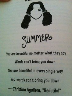 I love this book so much. It teaches kindness and the stories about bullying and unequality are amazing