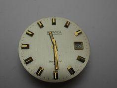 PROVITA AUTOMATIC Uhrwerk INCABLOC 25 aus Goldschmelze
