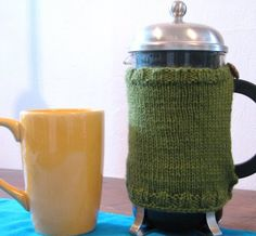 These exist, whaaaat? I'm gonna make my french press so fashionable!