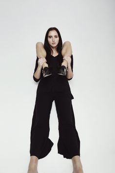 Campaigh for Hannah Lavery Model: MUA: Styling: Production: Photography: Classic Outfits, Ethical Fashion, Leather Shoes, Minimalism, Jumpsuit, Normcore, Boutique, Photo And Video, Clothing