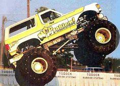 No Problem Monster Truck at Monsterjam