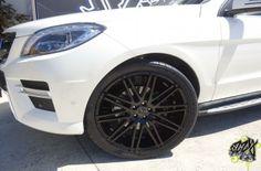 Mercedes ML350 Rims & Mag Wheels
