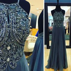 Charming Prom Dress,Long Evening Dress,Backless Evening Gown,Formal Evening