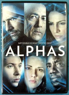 Alphas. I have been enjoying this show!