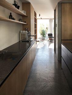 Kitchen Townhouse L | Patrick Harnisch Architekten