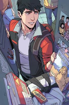 CBR unveils the Civilian and Locker variant covers for Go Go Power Rangers, BOOM! Studios' second ongoing Power Rangers series. Power Rangers Fan Art, Power Rangers Comic, Power Rangers Samurai, Comic Book Artists, Comic Artist, Manga Anime, Character Art, Character Design, Wiccan