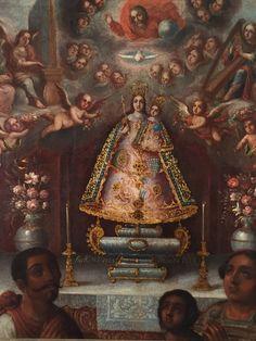 Antonio de Torres - Notre Dame de la Guadalupe 1724 at Eglise San Sebastien de Seville http://www.bradyhart.com/antonio-de-torres/ookss36ypmw8ibb8pvaw4cnmppbhm2
