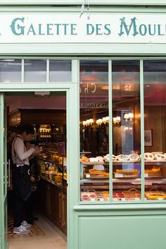 Minty House, trawel, Paris, Montmartre, minty mint, shop