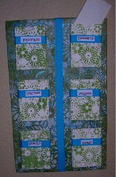 Floral Wall Organizer | FaveCrafts.com