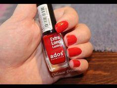 Lakkailua #1 -  Testissä Ados Cosmetics lakka