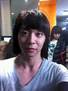 JYJ's Yoochun sports a new short bob for 'Rooftop Prince' #allkpop #JYJ