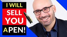 Sales Training - How to Sell a Pen Really - Sell Me This Pen!