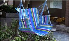 Other Camping & Outdoors - High Grade Rainbow Hanging Hammock Sky Swing Chair - Assorted Colour/Print for sale in Johannesburg