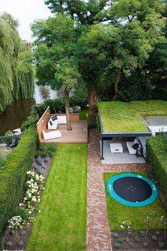 8 Awesome Landscape Garden Design Ideas