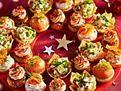 100 recettes d'apéritifs pour Noël