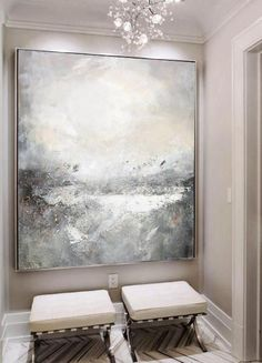 Large Abstract Sea Painting,Sea Landscape Painting,Original Sky Art,Seaside Painting,Large Ca… – Modern Abstract Canvas Wall Art, Large Canvas Art, Large Wall Art, Large Painting, Large Art, Painting Abstract, Painting Art, Art Paintings, Ocean Canvas